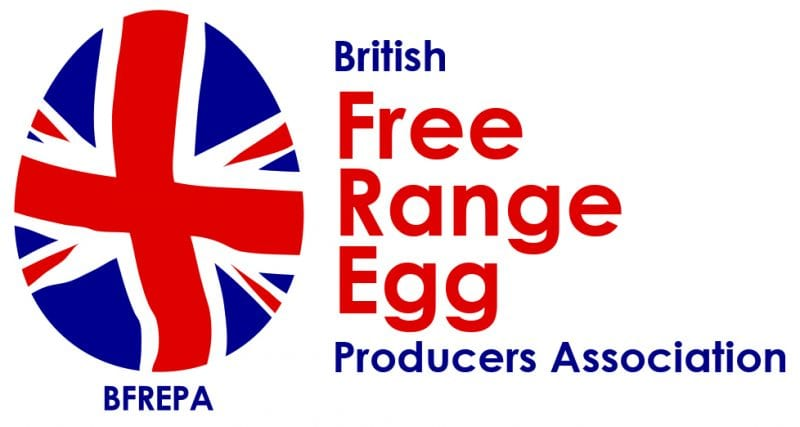 British Free Range Egg logo