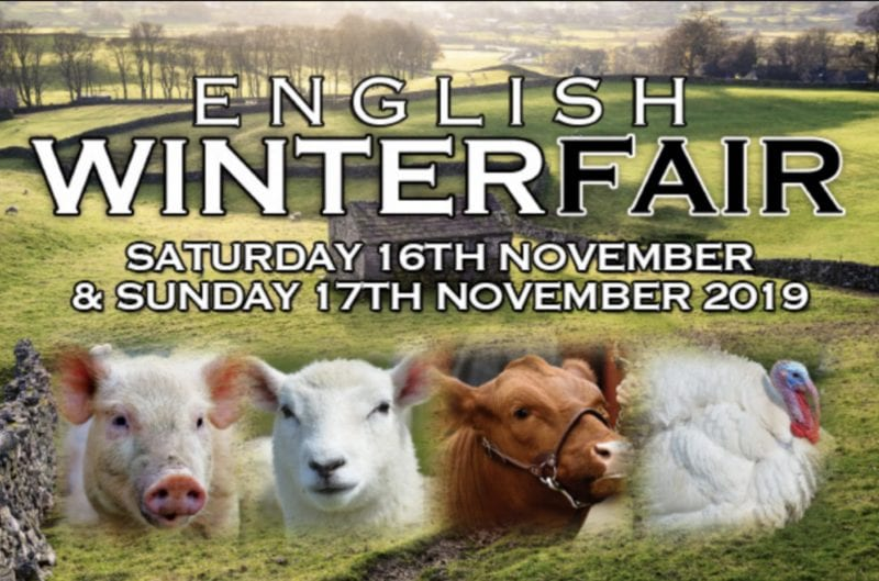 English Winter Fair Image